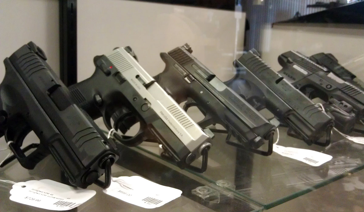 Guns and Ammunition - The Gun Shop - Simpsonville, SC